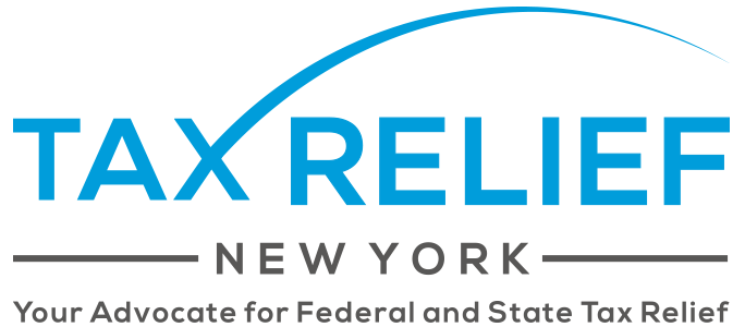 Tax Relief New York Retina Logo